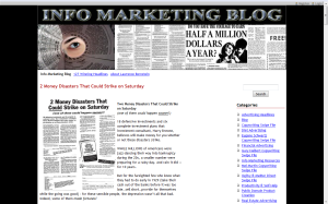 2009-10 Info Marketing Blog